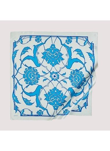 İpekevi Eşarp Mavi
